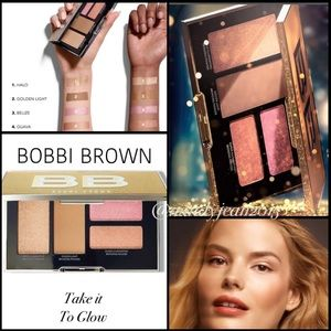 BOBBI BROWN Take it To Glow palette
